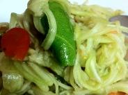 Lao cucumber salad