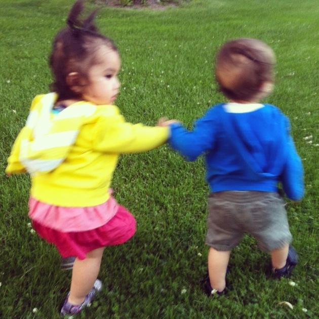 cousins walk in the park.jpg