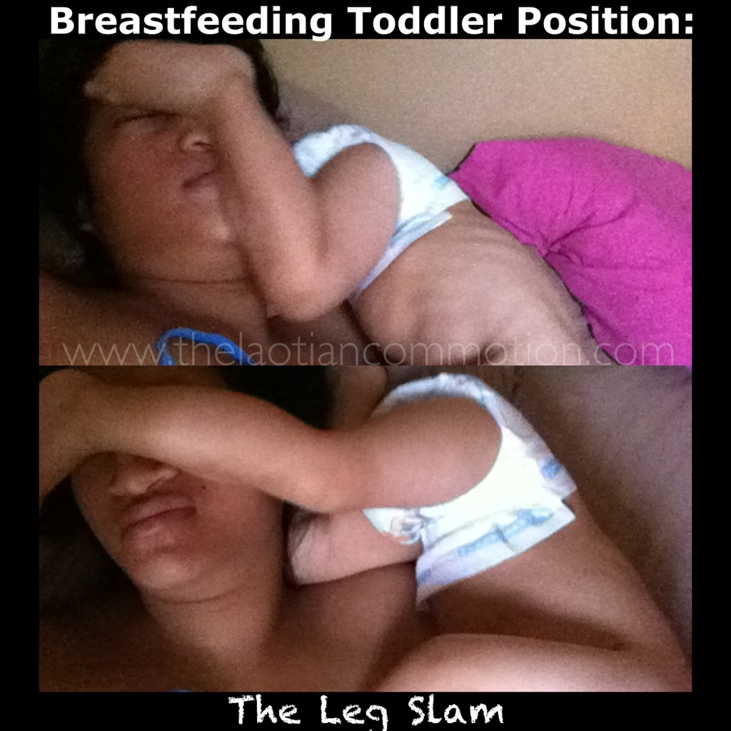 Check Out Other Breastfeeding Toddler Positions Have Your Own Share
