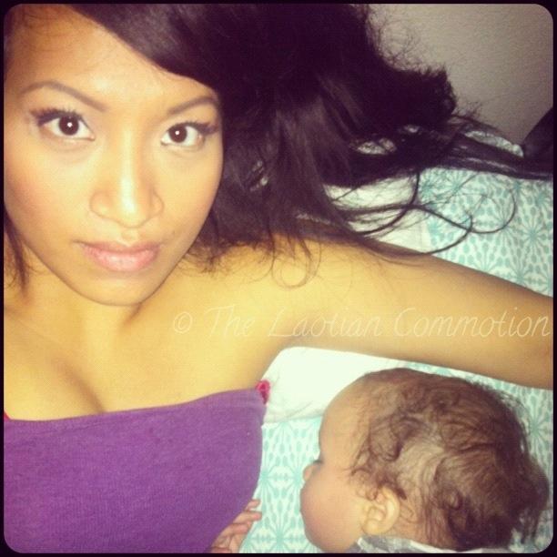 Breastfeeding Pregnant Again 8
