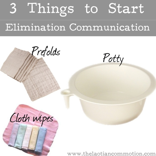 TheLaotianCommotion.com: 3 Things To Start Elimination Communication