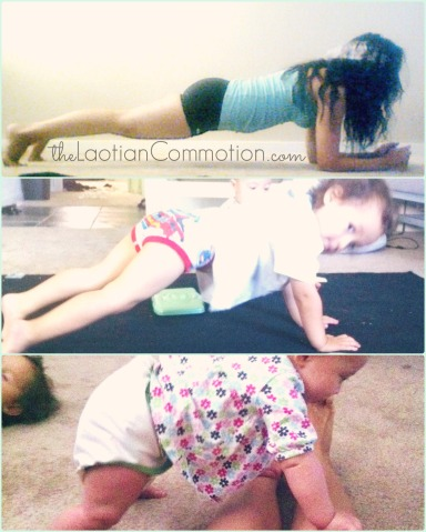 plank a day challenge kids and family