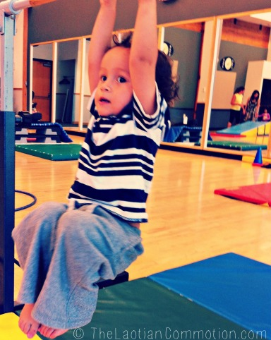 toddler gymnastics