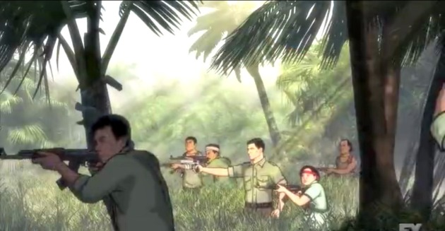 archer invades laos 1 leader
