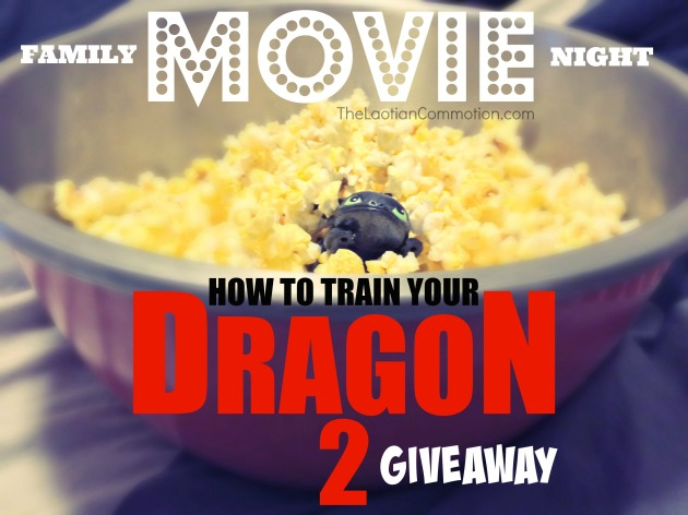 TheLaotianCommotion.com: Click to have your own #HTTYD2 movie night! #sponsored