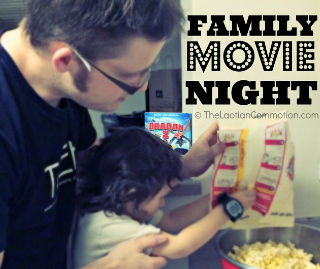 TheLaotianCommotion.com: Have your own #HTTYD2 movie night! #sponsored