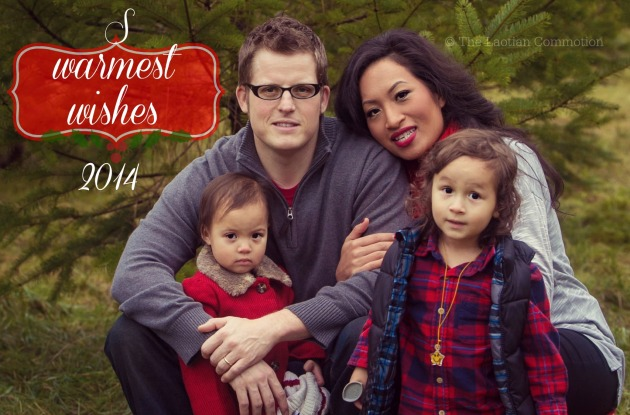 Holiday #familyphoto @ old tree farm in WA